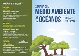 Junta Cabezo de Torres y Asociación Columbares organizan actividades por Día Mundial del Medio Ambiente y de los Océanos