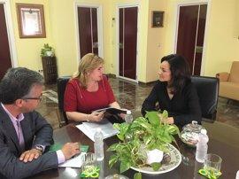 La Junta destaca la labor social, educativa y de fomento de la inclusión de la ONCE
