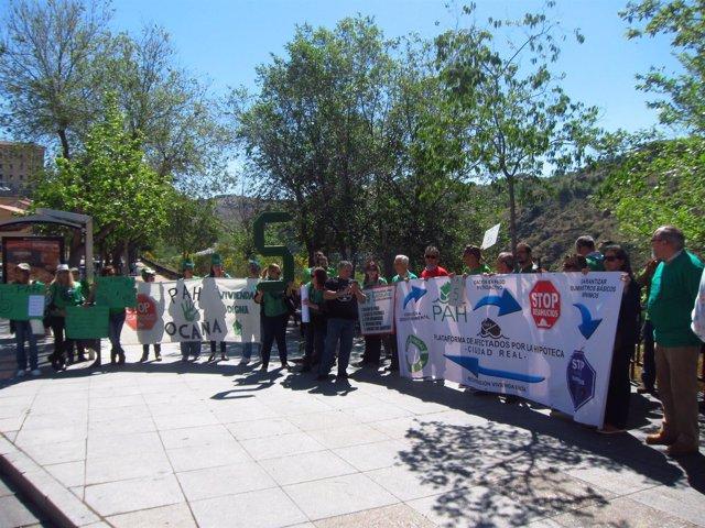 Manifestación PAH