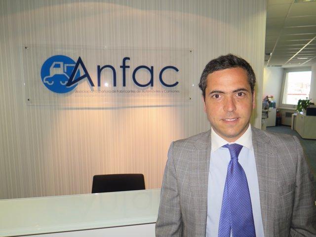 Diego Carril, responsable legal de Anfac