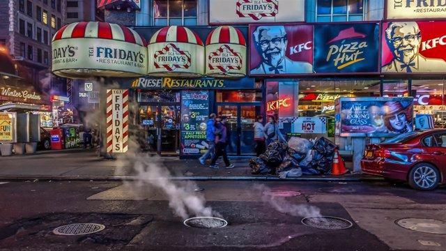 Antonio Soriano Muestra 'Nueva York. Impresiones De Un Viajero'
