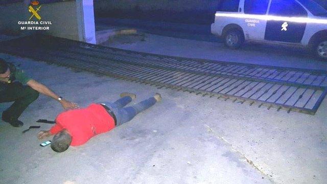 """Remitiendo Np Opc Huelva """"La Guardia Civil Auxilia A Un Varón Que Se Encontraba"""