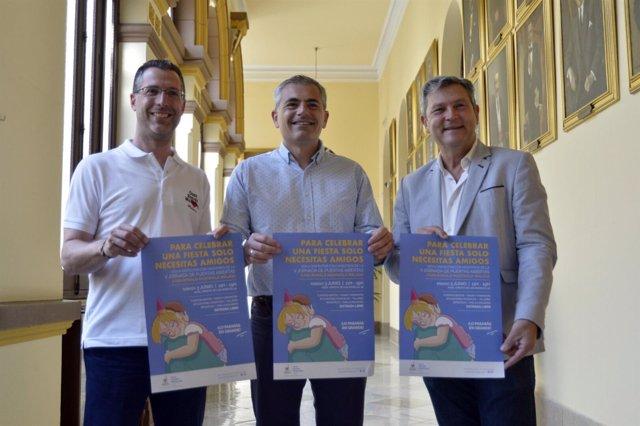 El Ayuntamiento De Málaga Informa: La Casa Ronald Mcdonald De Málaga Celebra Su