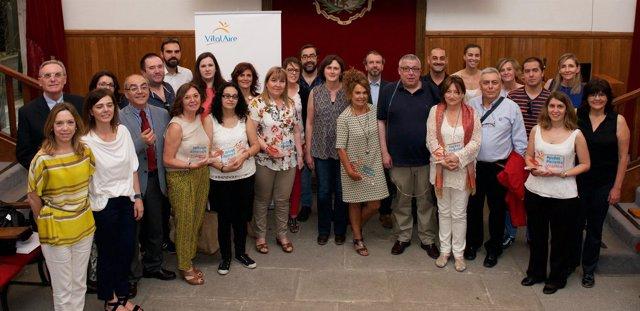 VitalAire entrega premios apoyar desarrollo programas enfermedades respiratorias
