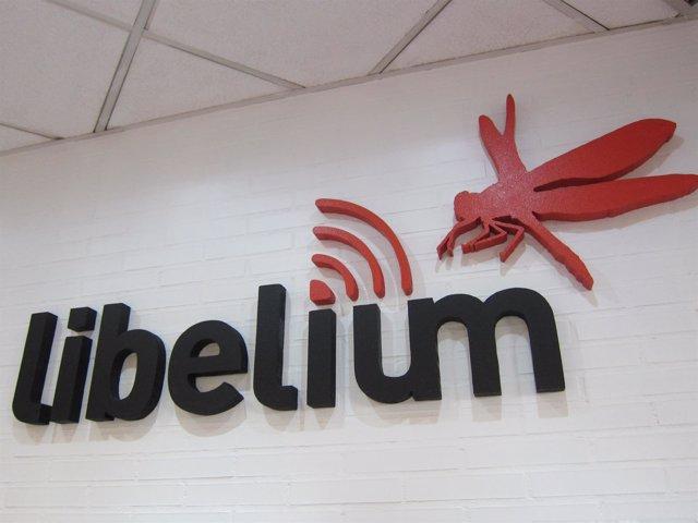 Logo de Libelium