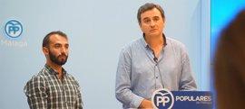 """El PP critica que la Junta """"discrimina"""" a Málaga al negarle el 92% de ayudas para rehabilitar edificios"""