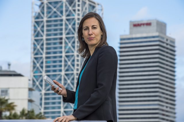 Leire Olavarria, responsable de Connected Car de Seat