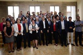 La Junta informa a ayuntamientos de Almería y Granada del acuerdo sobre el eje eléctrico Caparacena-Baza-La Ribina