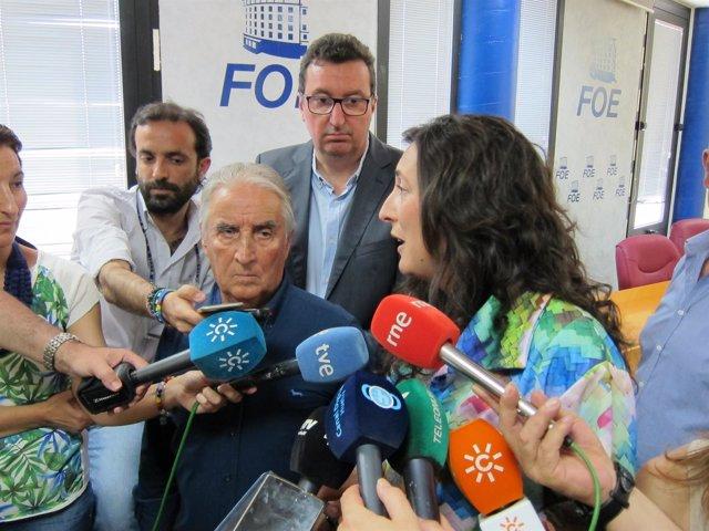 La secretaria general del PP-A, Loles López.
