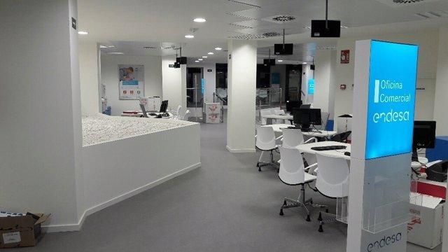 Endesa suma una nueva oficina en avenida alemania a los for Oficinas de endesa en malaga