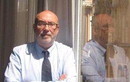El conseller de Transparencia, Manuel Alcaraz, en una imagen de archivo