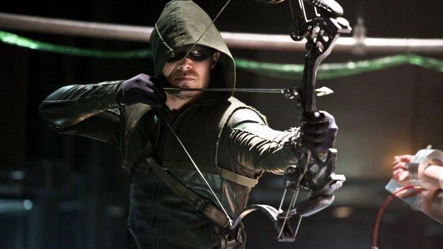 Arrow woman