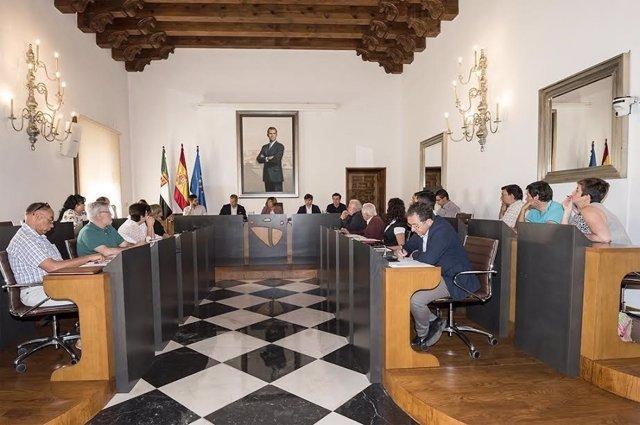 Reunión de la Comisión de Despoblamiento de la provincia de Cáceres