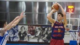 El Barça renueva al prometedor Sergi Martínez hasta 2021
