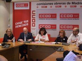"""Sindicatos sanitarios se concentrarán este jueves en Sol contra """"la lamentable situación"""" de los trabajadores del SERMAS"""