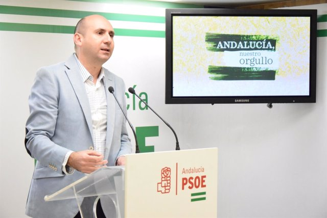 Francisco Conejo PSOE-A socialista secretario Política Institucional andaluz