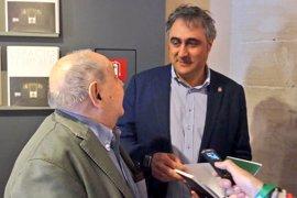 Gustavo Torner donará sus obras y cerca de 3.000 volúmenes de su biblioteca a Cuenca