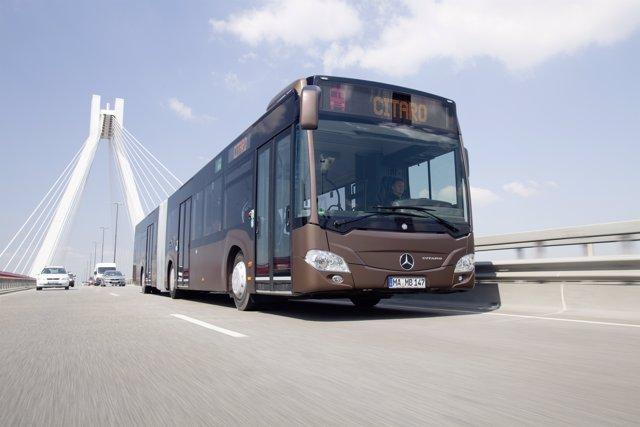 Pedido de autobuses de Daimler en Arabia Saudí