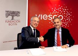 Viesgo colaborará para apoyar el proyecto artístico y la misión social del Centro Botín