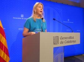 """El Govern acepta """"escuchar"""" al Pacte pel Referèndum antes de fijar fecha y pregunta"""
