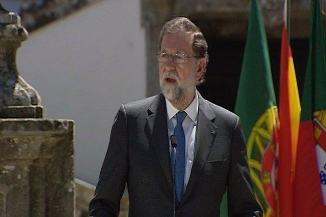 """Rajoy: """"Estoy a lo que dispongan los tribunales"""""""