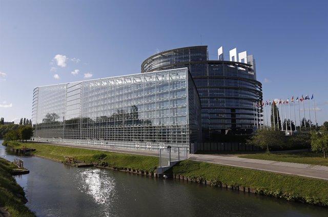 Sede de la Eurocámara en Estrasburgo