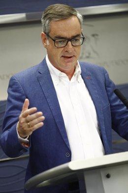 José Manuel Villegas, vicesecretario genreral de Ciudadanos