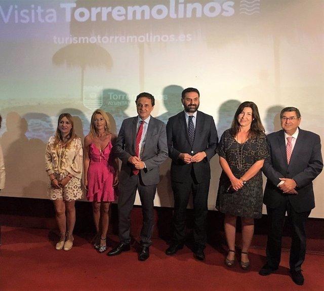 Ayuntamiento Torremolinos nuevo portal web turismo consejero ortiz psoe