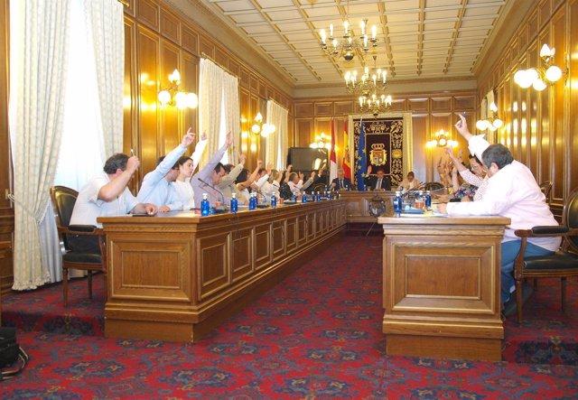 Nota Prensa Pleno Diputación