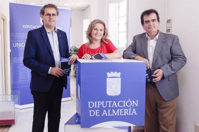 La Diputación colabora con la 'Noche en Blanco' de Berja.