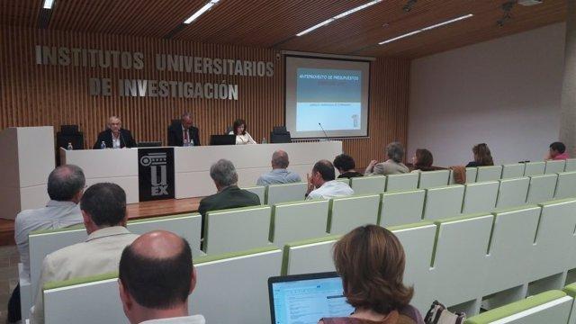 Consejo de Gobierno de la Universidad de Extremadura
