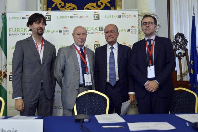 El Ayuntamiento De Málaga Informa: Rv. Nota Encuentro Eureka