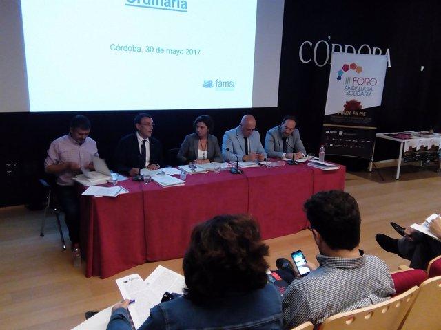 Asamblea del Famsi en Córdoba