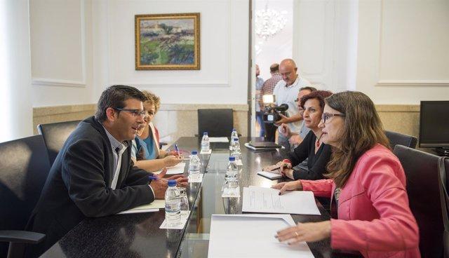 Diputación Y Consell Colaboran Para Acelerar El Centro Social De Lliria Y El Com