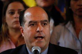 El presidente del Parlamento venezolano expone este miércoles la crisis del país ante la Eurocámara