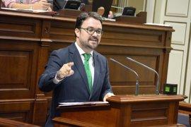 El PP canario cree que existe voluntad de CC y NC para que el apoyo a los PGE vaya más allá de 2017