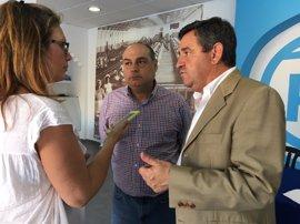 Loaiza (PP) lamenta que el Ayuntamiento de Barbate y Diputación de Cádiz hayan perdido 24 millones de euros de Edusi