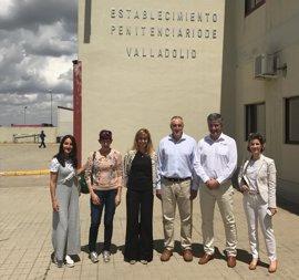 Fundación FDI y Orange inician en la prisión de Valladolid un proyecto para reinserción socio-laboral de reclusas