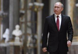 "Putin, ""convencido"" de que Al Assad no ha usado armas químicas"