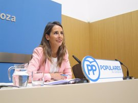 """PP pide que ZEC explique las """"quitas"""" de la deuda del tranvía que negocia """"a escondidas"""" con Gobierno Aragón"""