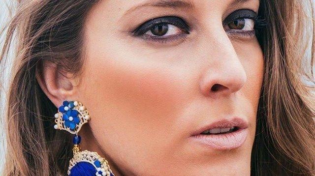 La cantaora 'Argentina' presenta su nuevo disco en Madrid.