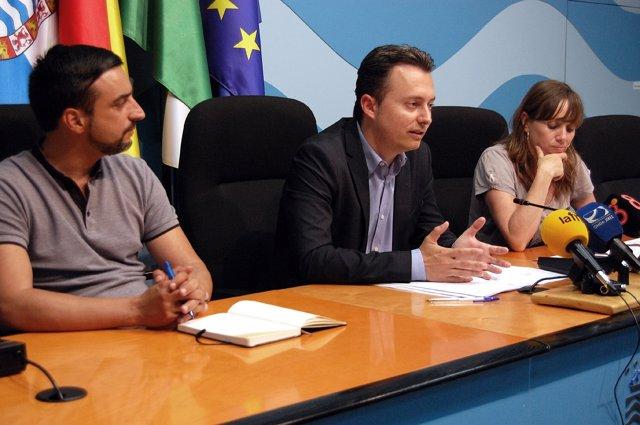 Ayuntamiento De Jerez. Nota De Prensa, Fotografía Y Audio Rueda Informe Minister