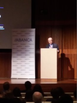 El economista Edward Altman en Abanca