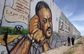 """Barghuti describe como """"un punto de inflexión"""" la huelga de hambre de presos palestinos en cárceles de Israel"""