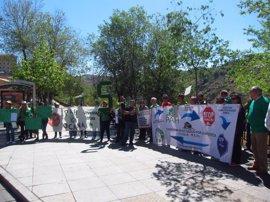"""La PAH protesta hoy ante el Ayuntamiento contra la """"violación"""" de los DDHH de los desahuciados"""