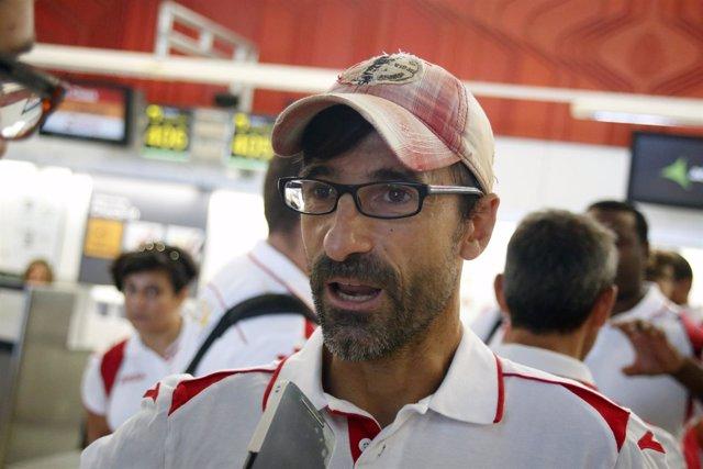 Jesús Ángel García Bragado Atleta marcha