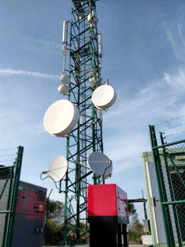 Mejora de las telecomunicaciones en Son Servera