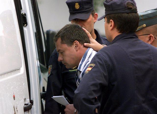 Tony Alexander King, asesino de Sonia Carabantes