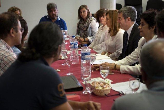 Presidente canario, Fernando Clavijo (foto de recurso)