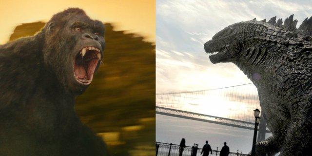 Godzilla vs. Kong se estrenará en 2020